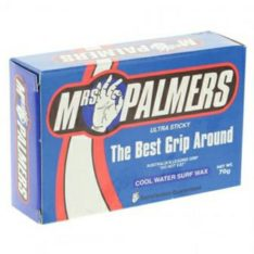 Mrs Palmers Mrs Palmers Cool Wax . Mrs Palmers Waxes in Boardsports Waxes & Boardsports Surf. Code: 10957255B