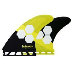 Future Fins Am2 Honeycomb Thruster Yellow/black. Future Fins Fins found in Boardsports Fins & Boardsports Surf. Code: 116015600