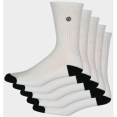 Element Icon Sock 5-white Wht. Element Socks, Underwear, Pyjamas found in Mens Socks, Underwear, Pyjamas & Mens Footwear. Code: 183697