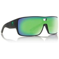 Dragon Hex Matte Black/green Ion Matgr. Dragon Sunglasses found in Mens Sunglasses & Mens Eyewear. Code: 29397-045