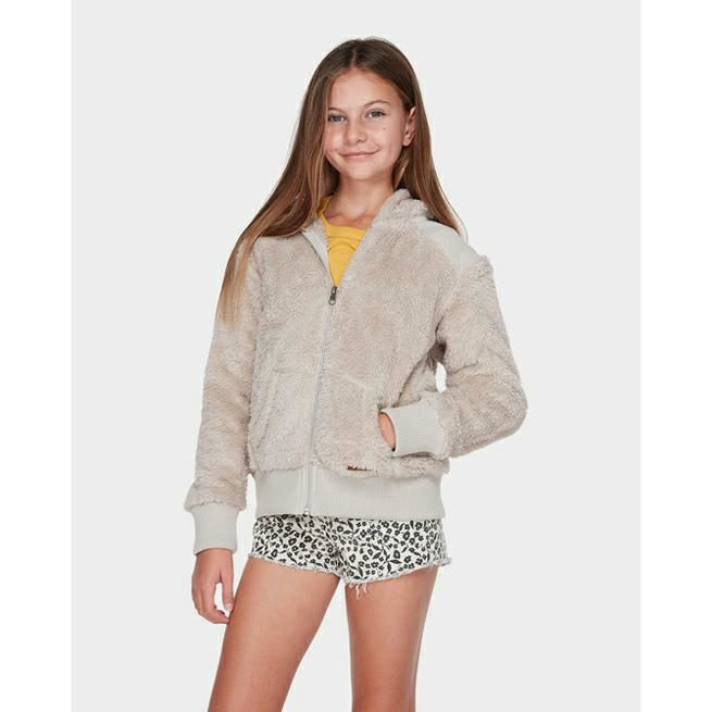 Billabong Cuddled Up Hooded Coconut Shel. Billabong Hoodies found in Girls Hoodies & Girls Jackets, Jumpers & Knits. Code: 5595735