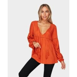 Billabong Gypsy Top Rusti. Billabong Knitwears found in Womens Knitwears & Womens Tops. Code: 6595115