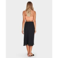 Billabong Mumbai Midi Skirt Off Black. Billabong Skirts found in Womens Skirts & Womens Skirts, Dresses & Jumpsuits. Code: 6595526