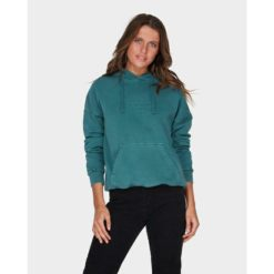 Billabong Saltwash Pop Hood Deep Jade. Billabong Hoodies found in Womens Hoodies & Womens Jackets, Jumpers & Knits. Code: 6595744
