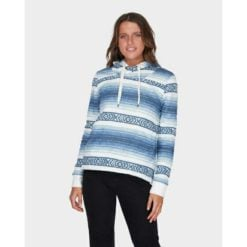 Billabong Baja Pop Hood Blu. Billabong Hoodies found in Womens Hoodies & Womens Jackets, Jumpers & Knits. Code: 6595757