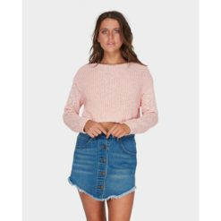 Billabong Breezeway Knit Crew Pale Rose. Billabong Knitwears found in Womens Knitwears & Womens Jackets, Jumpers & Knits. Code: 6595796