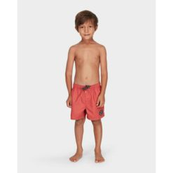 Billabong Groms All Day Lay Washed Red. Billabong Boardshorts - Fitted Waist found in Toddlers Boardshorts - Fitted Waist & Toddlers Shorts. Code: 7582402