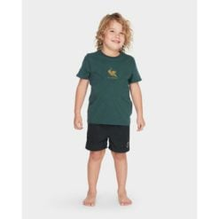 Billabong Groms Terrace Tee Dark Forest. Billabong Tees found in Toddlers Tees & Toddlers Tops. Code: 7595002