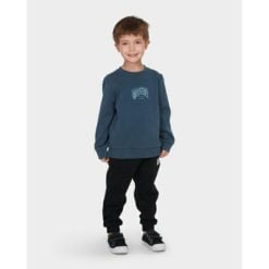 Billabong Groms Arch Trackp Black. Billabong Pants found in Toddlers Pants & Toddlers Bottoms. Code: 7595301