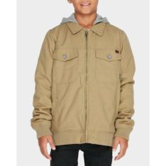 Billabong Barlow Twill Boys Gum. Billabong Jackets found in Boys Jackets & Boys Jackets, Jumpers & Knits. Code: 8595910