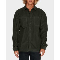 Billabong Waved Washed Cord Shirt Dark Forest. Billabong Shirts - Short Sleeve found in Mens Shirts - Short Sleeve & Mens Shirts. Code: 9595214