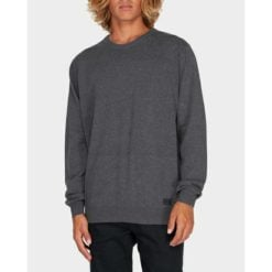 Billabong All Day Sweater Dark Grey He. Billabong Knitwears found in Mens Knitwears & Mens Jackets, Jumpers & Knits. Code: 9595852