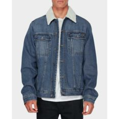 Billabong Barlow Trucker Jacket Ocean Wash. Billabong Jackets found in Mens Jackets & Mens Jackets, Jumpers & Knits. Code: 9595912