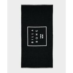 Billabong Stacked Jacquard Towel Blk. Billabong Towels found in Mens Towels & Mens Accessories. Code: 9681704