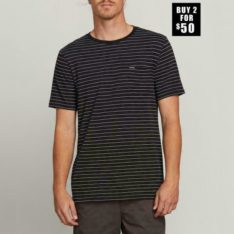 Volcom Stories Crew Black. Volcom Tees found in Mens Tees & Mens T-shirts & Singlets. Code: A01118R0
