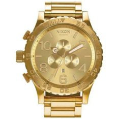 Nixon 51-30 Chronograph All Gold Gold. Nixon Watches found in Mens Watches & Mens Watches. Code: A083502