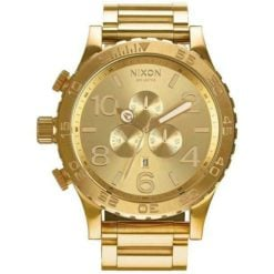 Nixon 51-30 Chrono All Gold Gold. Nixon Watches found in Mens Watches & Mens Watches. Code: A083502