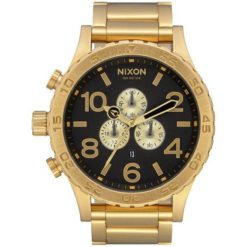 Nixon 51-30 Chrono All Gold Black All Gold / Black. Nixon Watches found in Mens Watches & Mens Watches. Code: A083510