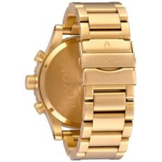 Nixon 51-30 Chronograph All Gold Black All Gold / Black. Nixon Watches found in Mens Watches & Mens Watches. Code: A083510