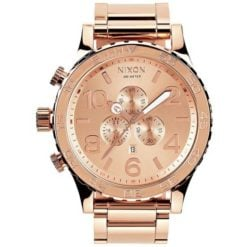 Nixon 51-30 Chrono All Rose Gol All Rose Gold. Nixon Watches found in Mens Watches & Mens Watches. Code: A083897