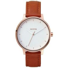 Nixon Kensington Leather Rose Gld/wt Rose Gold / White. Nixon Watches found in Womens Watches & Womens Watches. Code: A1081045