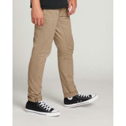 Volcom Vorta Tapered Lite 5 Pock Beige. Volcom Jeans found in Mens Jeans & Mens Pants & Jeans. Code: A1131602