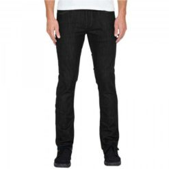 Volcom Vorta Denim Slim Fit 15 Ink Black. Volcom Jeans found in Mens Jeans & Mens Pants & Jeans. Code: A1931501