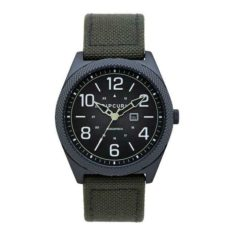 Rip Curl Striker Midnight Nyl/lth Military Green. Rip Curl Watches found in Mens Watches & Mens Watches. Code: A3098