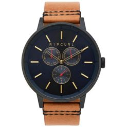 Rip Curl Detroit Multi Midnt Lth Navy. Rip Curl Watches found in Mens Watches & Mens Watches. Code: A3101