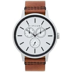 Rip Curl Detroit Multi Lth Silver. Rip Curl Watches found in Mens Watches & Mens Watches. Code: A3115