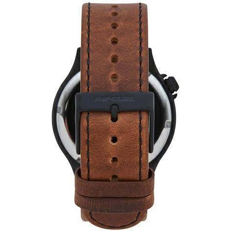 Rip Curl Current Midnight Leather Brown. Rip Curl Watches found in Mens Watches & Mens Watches. Code: A3167