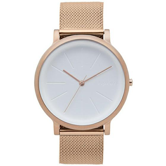 Rip Curl Flow Rose Gold Stainless Steel Rose Gold. Rip Curl Watches found in Womens Watches & Womens Watches. Code: A3174G