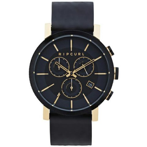 Rip Curl Beacon Chrono Gold Leather Gold. Rip Curl Watches found in Mens Watches & Mens Watches. Code: A3195