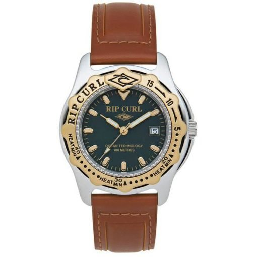 Rip Curl Large Heat Bezel Lth Gold. Rip Curl Watches found in Mens Watches & Mens Watches. Code: A3203
