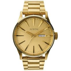 Nixon Sentry Short Sleeve All Gold All Gold. Nixon Watches found in Mens Watches & Mens Watches. Code: A356502