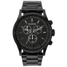 Nixon Sentry Chronograph All Black Ab1. Nixon Watches found in Mens Watches & Mens Watches. Code: A386001