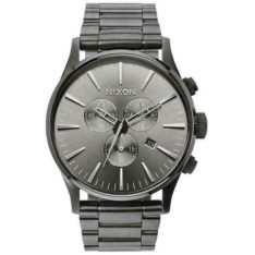 Nixon Sentry Chronograph Al Gunmetal All Gunmetal. Nixon Watches found in Mens Watches & Mens Watches. Code: A386632