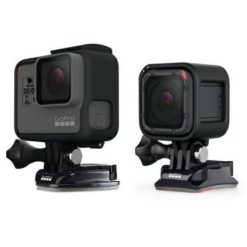 Gopro Flat & Curved Mounts Ass. Gopro Cameras found in Generic Cameras & Generic Accessories. Code: AACFT-001
