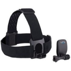 Gopro Headstrap Quickclip Na. Gopro Cameras found in Generic Cameras & Generic Accessories. Code: ACHOM-001