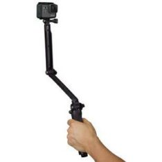 Gopro 3-way Grip/arm/tripod Ass. Gopro Cameras found in Generic Cameras & Generic Accessories. Code: AFAEM-001