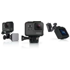 Gopro Helmet Front & Side Mount Na. Gopro Cameras found in Generic Cameras & Generic Accessories. Code: AHFSM-001