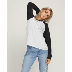 Volcom Mind Your Long Sleeve Tee Light Grey. Volcom Tees - Long Sleeve found in Womens Tees - Long Sleeve & Womens T-shirts & Singlets. Code: B0131975