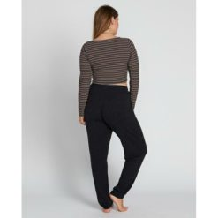 Volcom Lil Fleece Pant Black. Volcom Pants found in Womens Pants & Womens Pants & Jeans. Code: B1111801