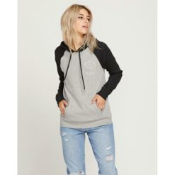 Volcom Mind Your Hoodie Heather Grey. Volcom Hoodies found in Womens Hoodies & Womens Jackets, Jumpers & Knits. Code: B3111955
