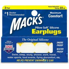 Sea Cured Macks Silicone Ear Plugs Ass. Sea Cured Parts found in Boardsports Parts & Boardsports Surf. Code: BL160ME