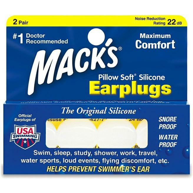 Sea Cured Macks Silicone Ear Plugs Ass. Sea Cured Parts in Boardsports Parts & Boardsports Surf. Code: BL160ME