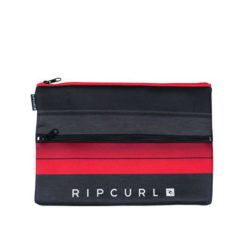 Rip Curl X Large Pencil Case Red. Rip Curl Pencil Cases found in Mens Pencil Cases & Mens Accessories. Code: BUTFG1