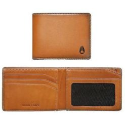 Nixon Cape Bi-fold Wallet Tan. Nixon Wallets found in Mens Wallets & Mens Accessories. Code: C765405