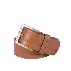 Rip Curl Double Stitch Belt Brown. Rip Curl Belts found in Mens Belts & Mens Accessories. Code: CBECH1