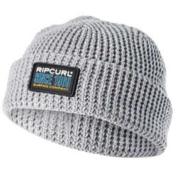 Rip Curl Pill Waffle Beanie Grey Marle. Rip Curl Beanies And Scarves found in Mens Beanies And Scarves & Mens Headwear. Code: CBNDG1